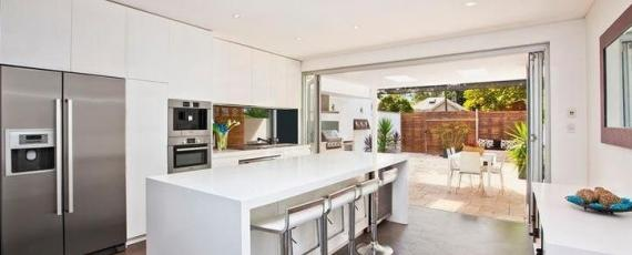 Kitchen - 27 Bardwell Road Mosman NSW 2088 Sydney Home Renovation.jpg